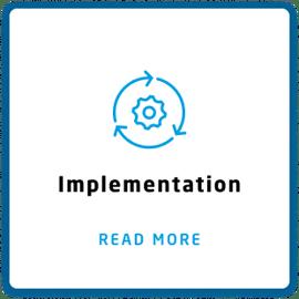 Implementation card
