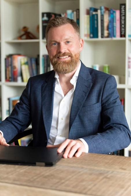 Ulrich Kærgaard, CEO, Dynaway