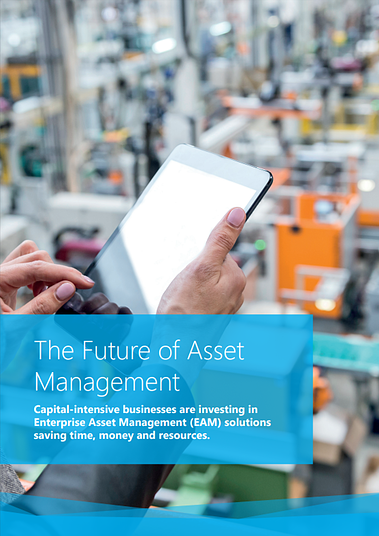 Future of asset management first page