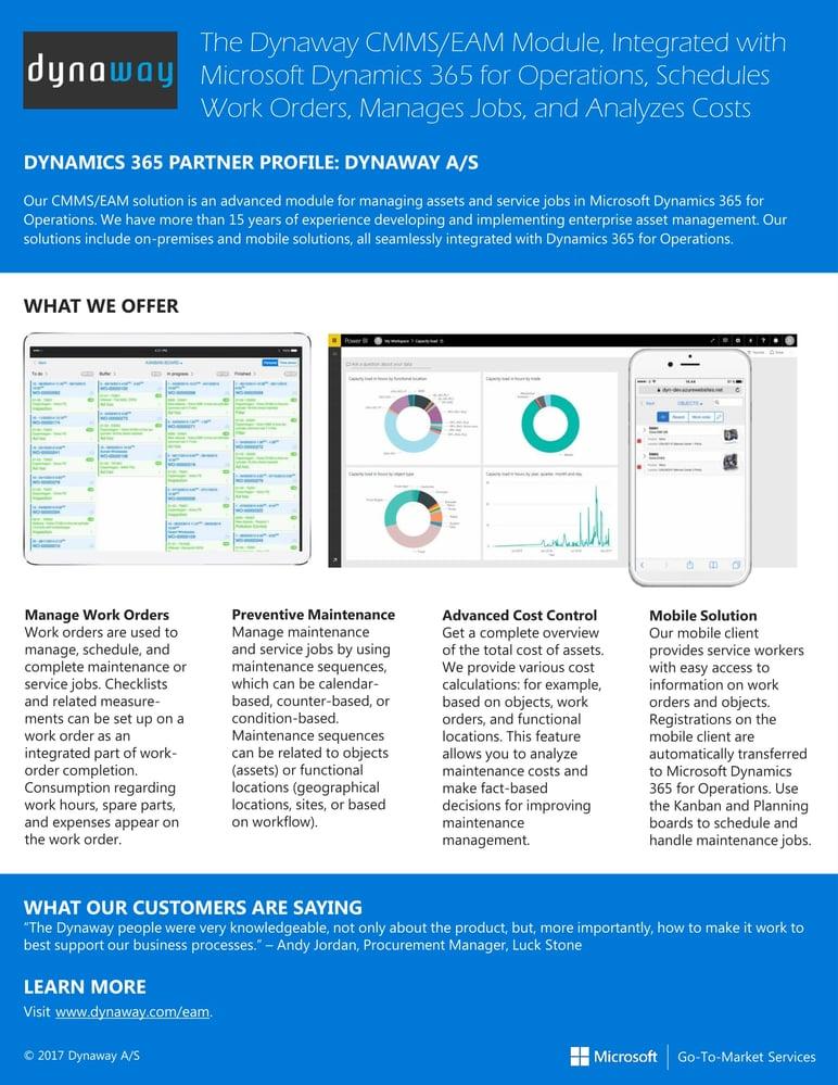 Dynaway - Microsoft partner!