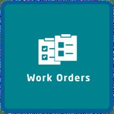 work orders card