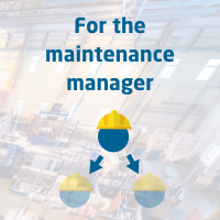 For the Maintenance Manager