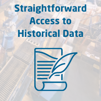 Straightforward Access to Historical Data